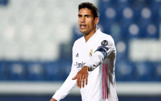 Varane zegt 'nee' tegen nieuw aanbod Real