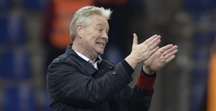 Maes stond dicht bij akkoord met Anderlecht, STVV-coach bevestigt geruchten