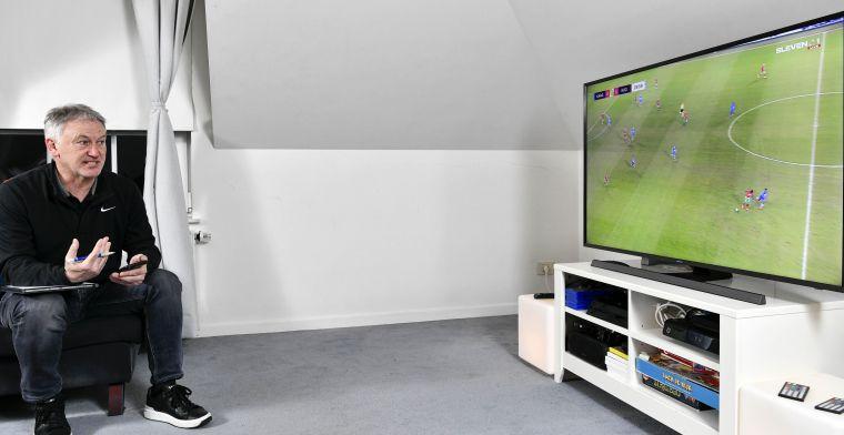 Degryse: Dat is toch wel triestig voor een club als AA Gent