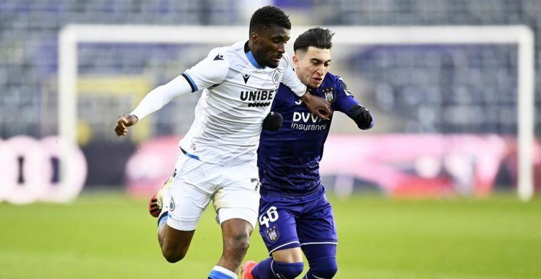 Spelers Club Brugge, Genk en Antwerp moeten vrezen voor schorsing in Play-Off 1