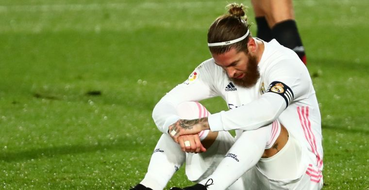'Real vermoedt betere aanbieding voor Ramos elders en legt zich neer bij vertrek'