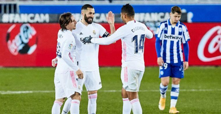 Marca: Real pakt door en verlengt contracten van twee routiniers