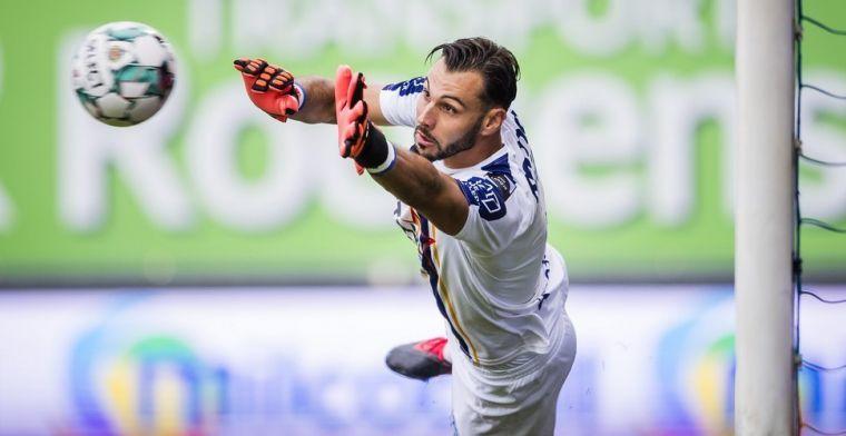 'Standard wil STVV terugpakken met transferdossier van Pirard'