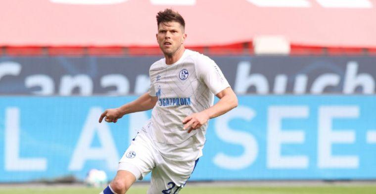 Schalke wil langer door met Huntelaar: 'Grote klasse wat hij laat zien'
