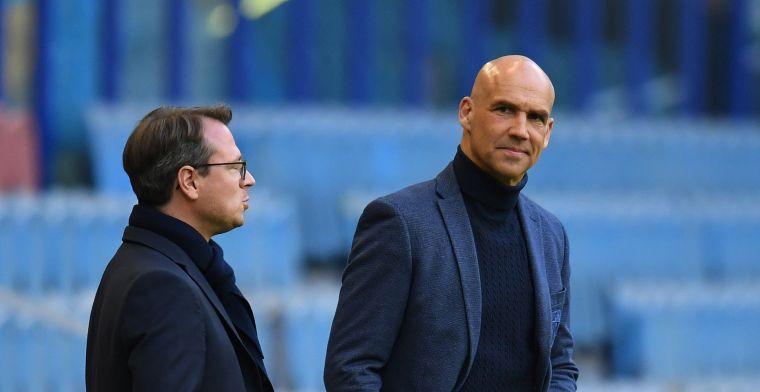 'Tegen Ajax moeten de kansen er meteen in, net zoals Dzeko dat deed voor Roma'