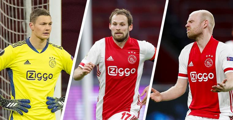 De Europese knelpunten van Ajax: keeper-blunders, kansen missen en blessures
