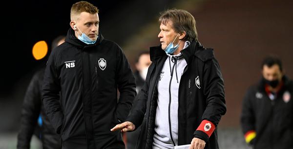 'Winteraanwinst Gélin heeft laatste wedstrijd voor Antwerp al achter de rug'