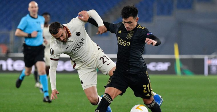 Italiaanse pers ziet 'superieure speler' bij Ajax: 'Ongelooflijke persoonlijkheid'