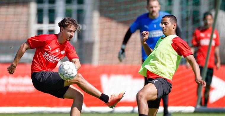 Boscagli weet reden voor moeizaam Ihattaren-seizoen: 'Hij moet het accepteren'