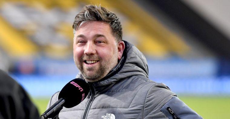 Janssen gelooft in bekerwinst Vitesse: 'Toch wel teleurstelling bij Ajax'