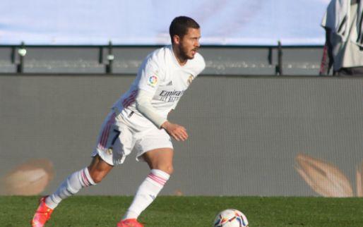 Afbeelding: Nog steeds geen spoor van Hazard in selectie van Real Madrid
