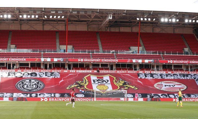 Afbeelding: 'Met alleen een spits van veertig miljoen euro is het lek niet boven bij PSV'