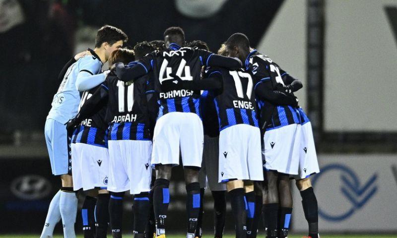 Afbeelding: Jonkies van Club Brugge slachten Anderlecht af: 9(!)-1 winst in oefenpartij