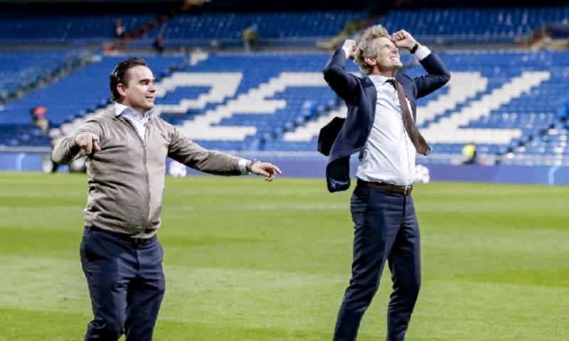 Afbeelding: Onbegrip over houding Eredivisie-clubs: 'Ajax subsidiegever annex sponsor'