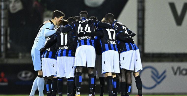 Jonkies van Club Brugge slachten Anderlecht af: 9(!)-1 winst in oefenpartij