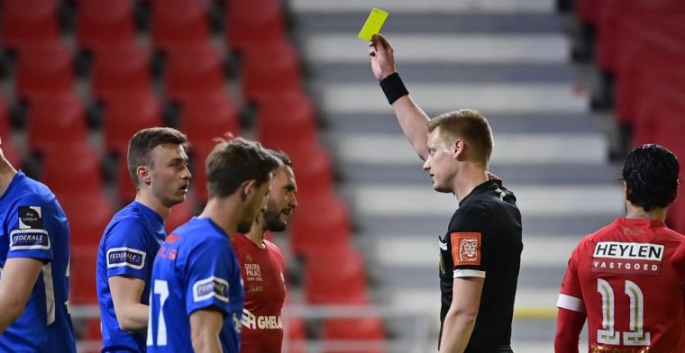 Flinke domper voor KRC Genk: Heynen mist start van Play-Off 1