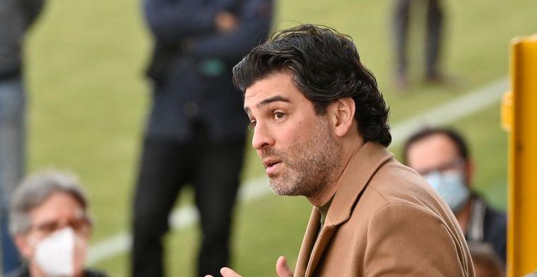 Bayat na onrust in Charleroi: 'Luisteren naar fans, maar geef niet toe aan druk'