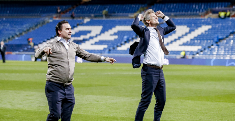 Onbegrip over houding Eredivisie-clubs: 'Ajax subsidiegever annex sponsor'