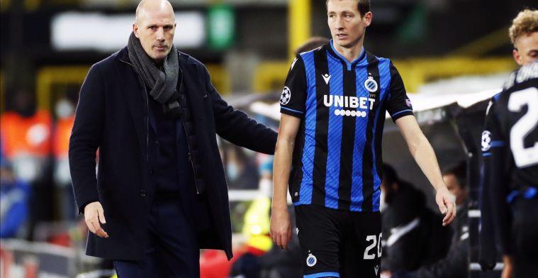"""Clement houdt spelers Club Brugge scherp: """"Records na de titel wel tellen"""""""