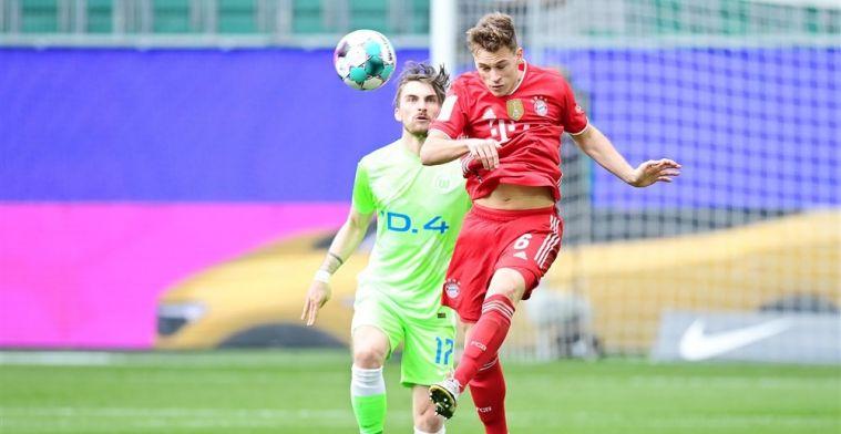 Bayern spoelt CL-kater weg in topper tegen Casteels en kan de titel bijna ruiken