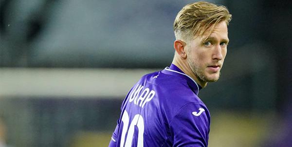 Vlap wil na uitleenbeurt slagen bij Anderlecht: Ik hoop sterker terug te keren