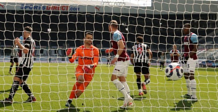 West Ham-tiental heeft niets aan comeback: kostbare vierde plek in gevaar