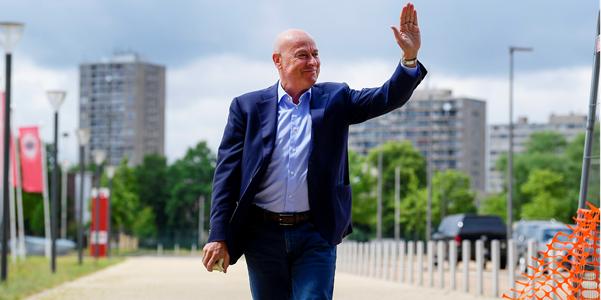 Vertrek D'Onofrio in de maak bij Antwerp: Hij steunt gigantisch op zijn netwerk
