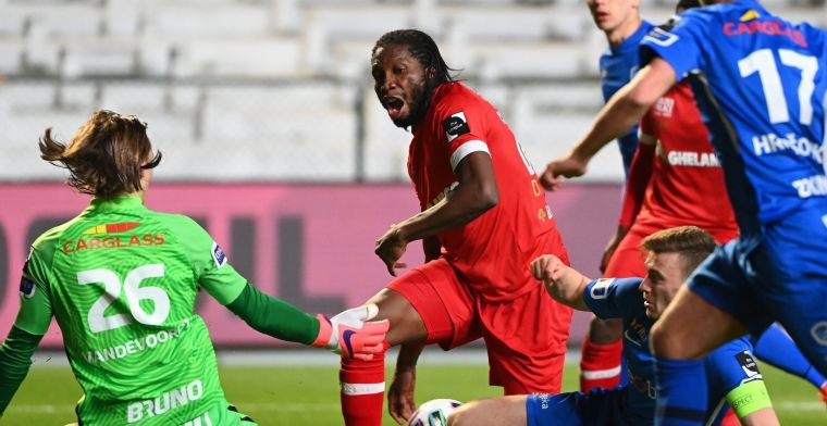 VP-Analyse: Mbokani is back en Onuachu is mister 29 na Antwerp - KRC Genk