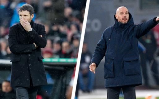 BILD: Bayern München moet 20 miljoen betalen, anders Ten Hag of Van Bommel