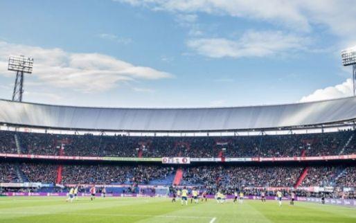 Sfeeractie voor bekerfinale: Amsterdamse fans toveren De Kuip om tot Ajax-stadion