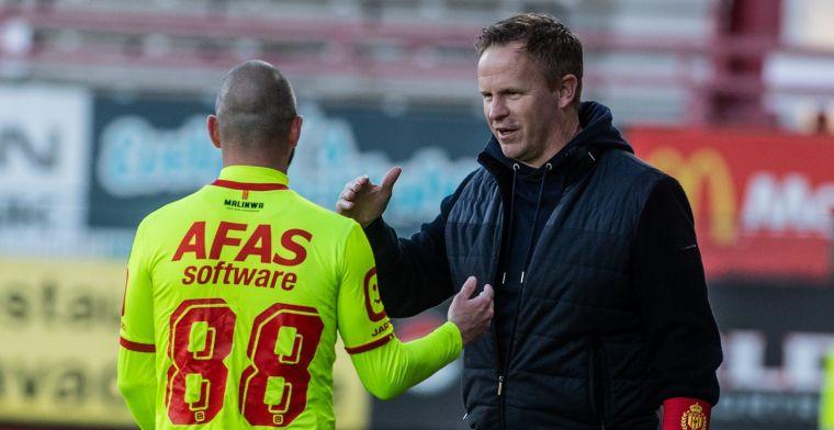 """KV Mechelen haalt Play-Off 2: """"Kan niet trotser zijn op mijn jongens"""""""