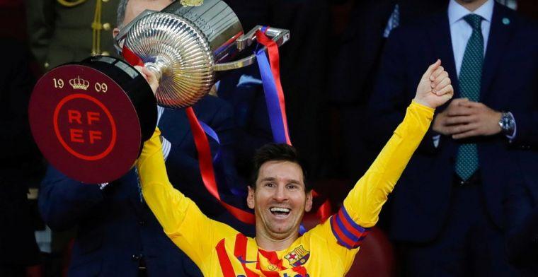 Messi: 'We worden steeds sterker en nu gaan we voor La Liga