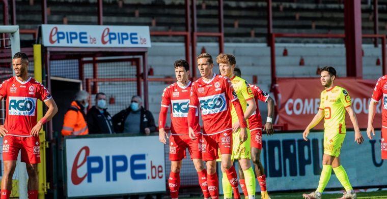 KV Mechelen vindt plaats in Play-Off 2 na een winst tegen KV Kortrijk