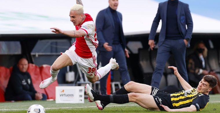 Ajax verovert KNVB Beker: invaller Neres beslist finale ondanks goal van Openda
