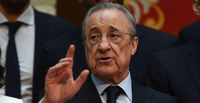 'Oorlog in Europa: Pérez (Real Madrid) en Agnelli (Juventus) bedriegen UEFA-baas'