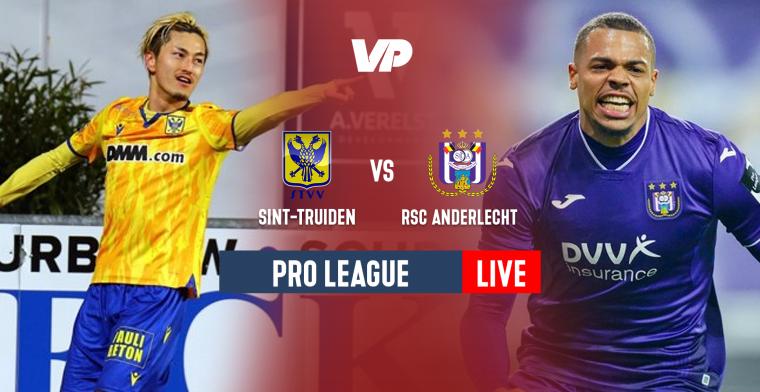 LIVE: Anderlecht met anderhalf been in Play-Off 1