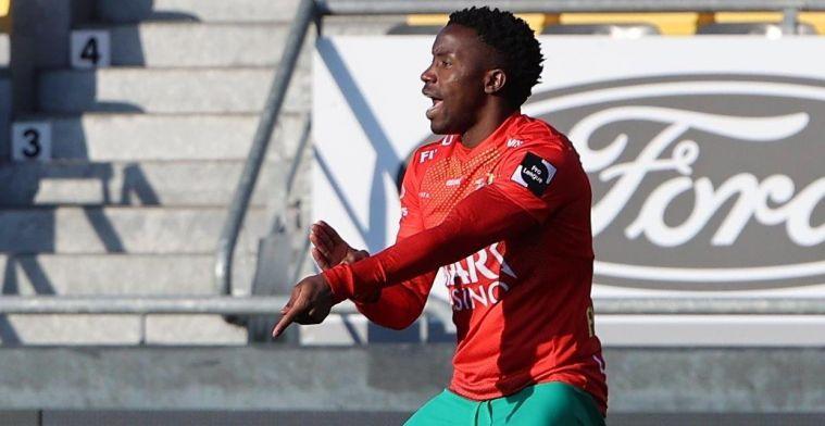 KV Oostende ziet Champions Play Offs door de handen glippen na gelijkspel