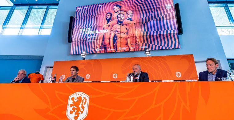 KNVB neemt Super League-standpunt in: 'We staan volledig achter dit statement'