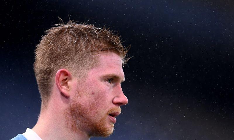 Afbeelding: Eerste signalen niet goed, De Bruyne mist wedstrijd tegen Aston Villa
