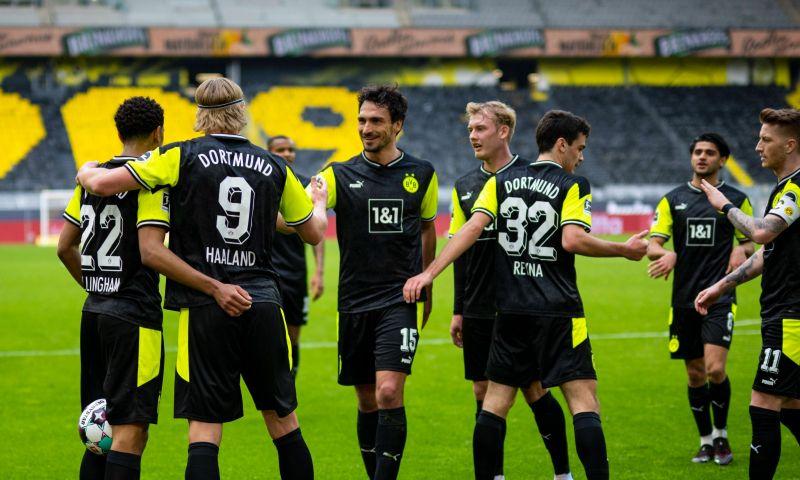 Afbeelding: Reactie uit Duitsland, Dortmund en Bayern keuren Super League af