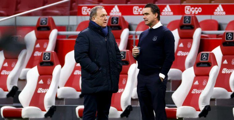 Overmars kondigt Ajax-transfers aan: 'We moeten voor 50 miljoen euro verkopen'