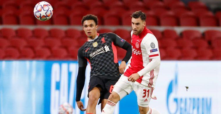 Ajax kan uitnodiging voor elitefeestje verwachten: 'Denk dat ze rol gaan spelen'