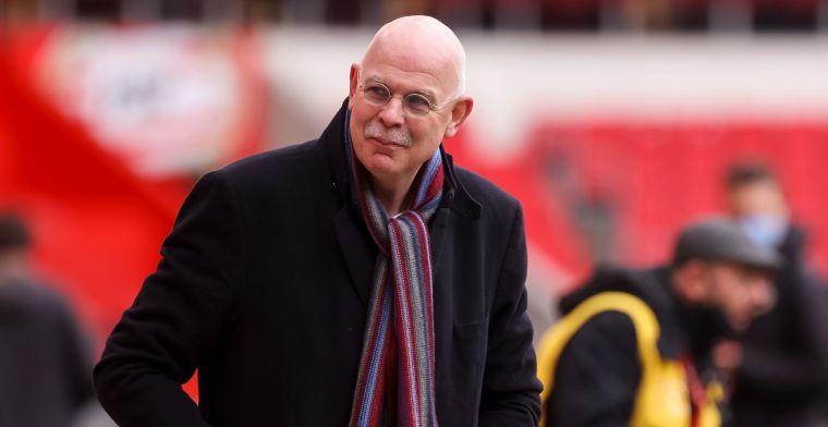 Gerbrands komt met PSV-reactie: 'Power play zal niet tot Super League leiden'