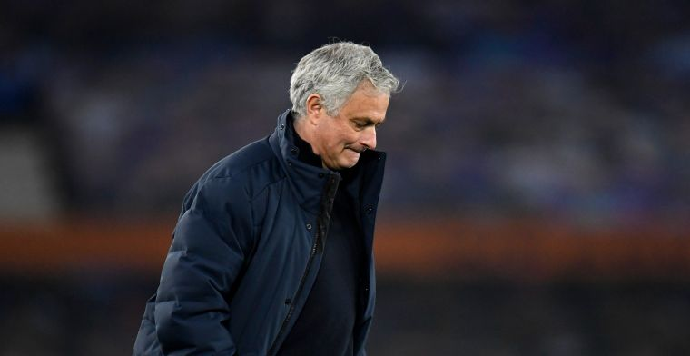 Engelse media: Tottenham ontslaat Mourinho na tegenvallende resultaten