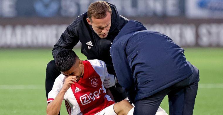 'Ajax haalt opgelucht adem na onderzoek: schade voor Ünüvar valt mee'