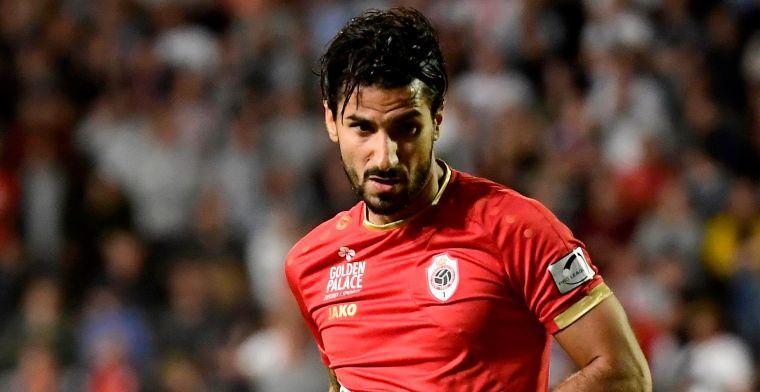 'Antwerp heeft beslissing genomen, Refaelov en Mbokani verlaten de club'