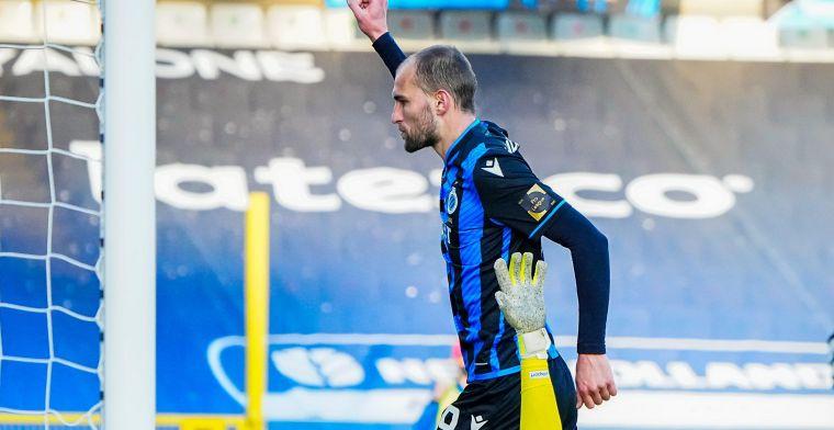 """Dost ziet geoliede machine Club Brugge sputteren: """"Dat doet wat met een groep"""""""