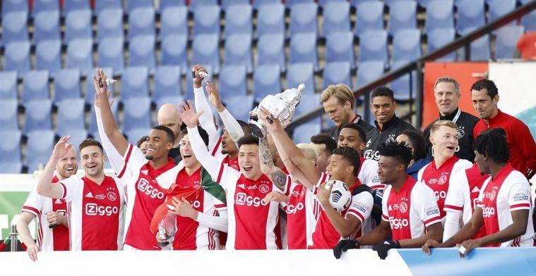 'We zullen Ajax-supporters nooit oproepen om naar Amsterdam te komen'