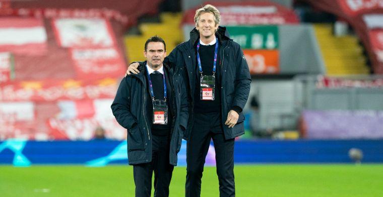 Ajax laat weinig los over Super League-plannen: 'Nog teveel losse eindjes'