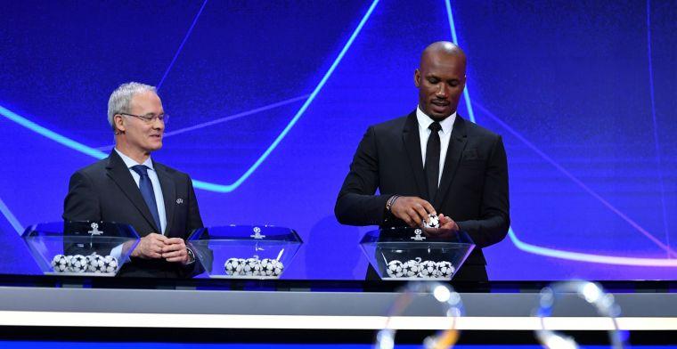 Tegengas voor Super League, steun voor nieuwe Champions League-opzet